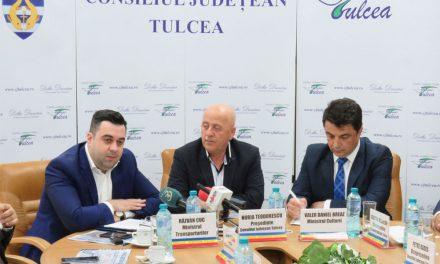 S-a semnat contractul pentru modernizarea Portului Tulcea
