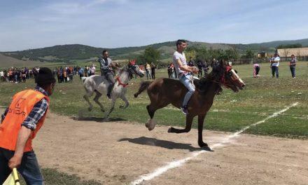 Tradiţie reînviată: Coşia din Cerna, la a şaptea ediţie