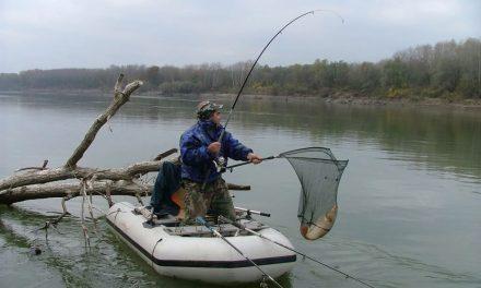 De mâine, liber la pescuit!