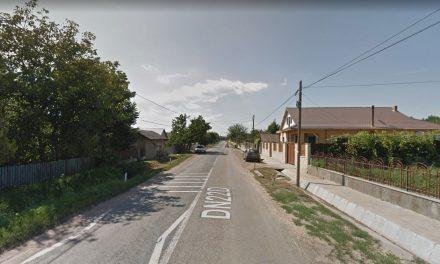 Le cad casele! Sătenii din Ciucurova cer radare fixe şi limitarea vitezei