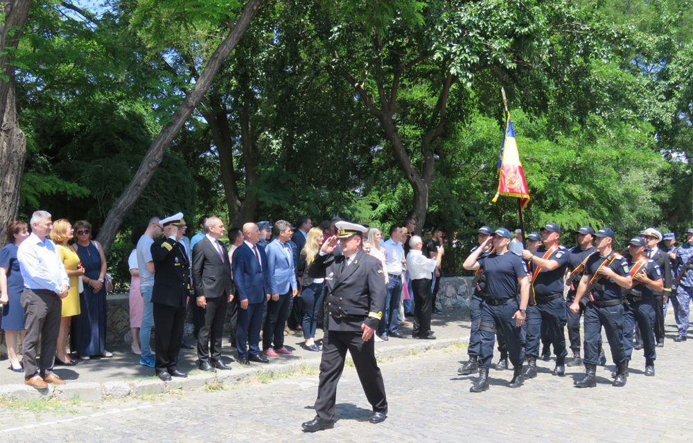 Ziua eroilor, marcată la Tulcea