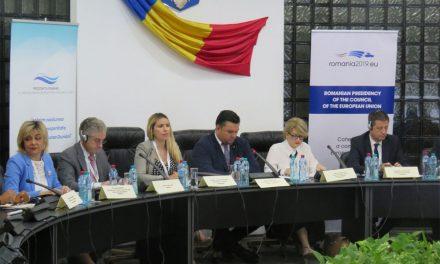 Conferinţă ministerială la Tulcea
