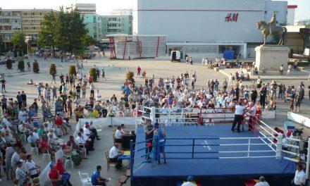 Gală de box în aer liber: Bate gongul pentru cea de-a III-a ediţie a Cupei Dunării