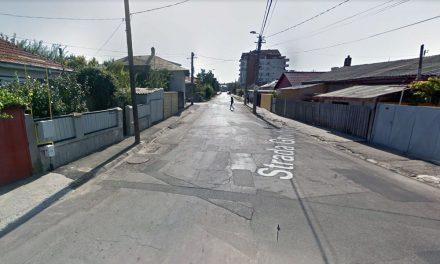 Încep lucrările de reabilitare a străzii Griviţei din municipiu
