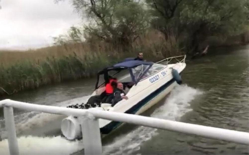 Poliţia Transporturi a mărit numărul echipajelor în Delta Dunării