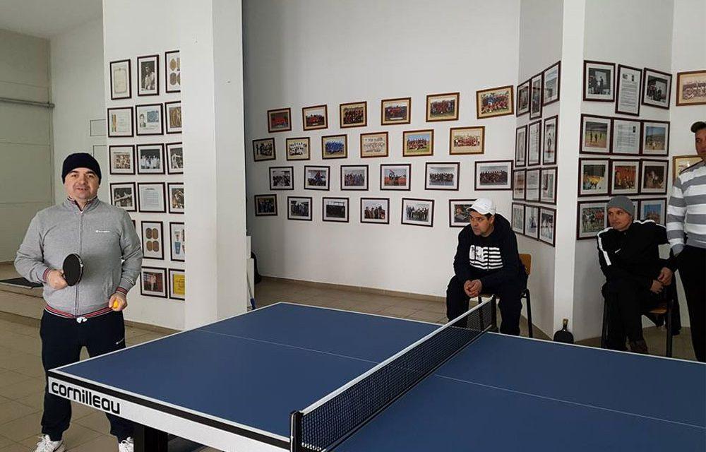 """Turneu (A) """"Cupa Delta Dunării"""" – tenis de masă, la Luncaviţa"""