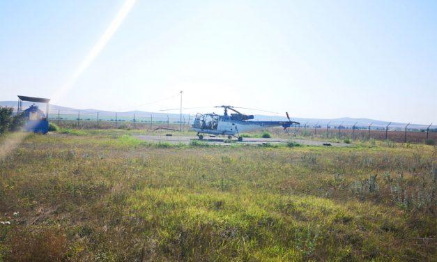 Elicoptere noi pentru operaţiuni medicale în Delta Dunării