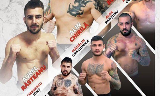 Liga MMA îşi derulează, la Tulcea, prima ediţie