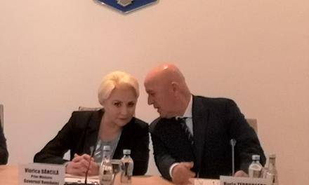 Premierul Viorica Dăncilă, din nou la Tulcea