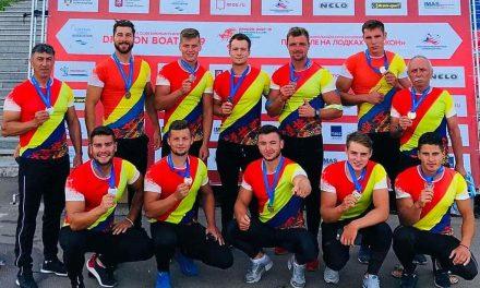 România câştigă aur şi argint la Campionatele Europene de Dragon Boat