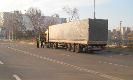 Taxele de utilizare a drumurilor publice din municipiu, anulate