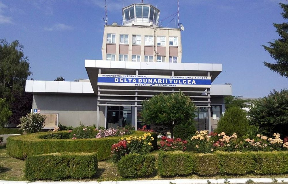 Aeronavele de mare capacitate ar putea opera de luna viitoare pe Aeroportul Tulcea
