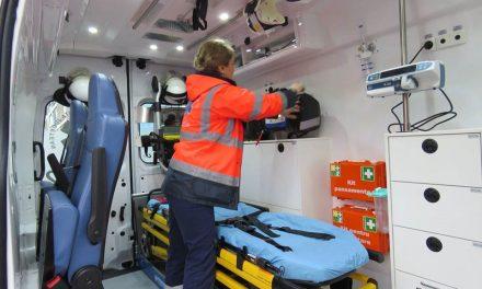 Ambulanţe noi la Tulcea