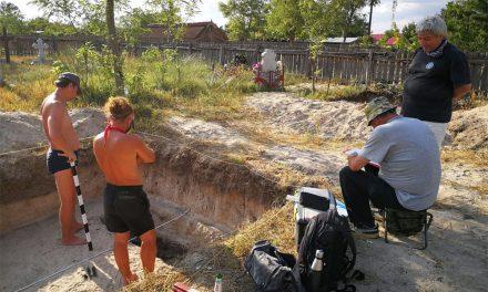 Osemintele a încă 10 deţinuţi politici au fost descoperite în fosta colonie penitenciară Periprava
