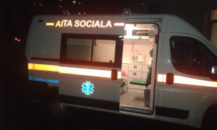 Ambulanţă socială pe bani europeni în municipiu