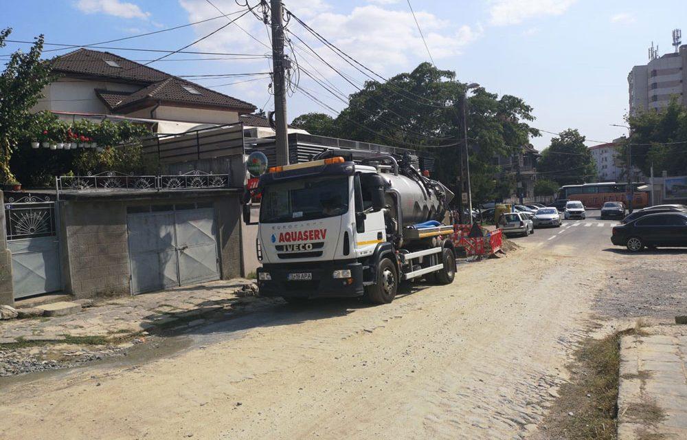 Marea asfaltare în municipiu: Primăria deschide un nou şantier pe strada 14 Noiembrie