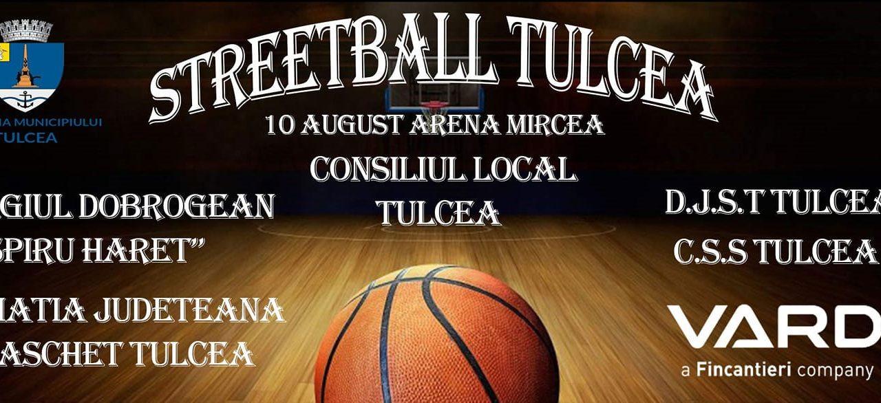"""Streetball 2019 se joacă astăzi în Arena """"Mircea"""""""