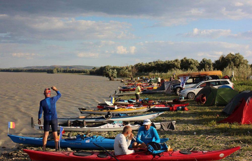 Tour International Danubien, pentru a X-a oară pe malul luncăviţean al Dunării