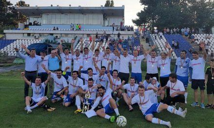 Sărbătoarea fotbalului la Sarichioi – Pescăruşul, la 50 de ani de la înfiinţare