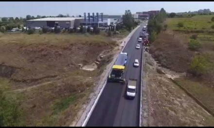 Varianta municipiului: şoferii nu vor avea voie să circule cu mai mult de 50 km/h