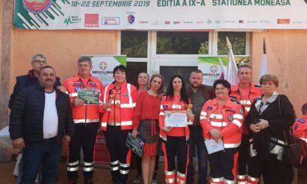Ambulanţa Tulcea are cel mai bun echipaj cu medic din ţară