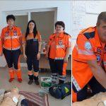Ambulanţierii tulceni participă la Concursul Naţional de Echipaje de Ambulanţă