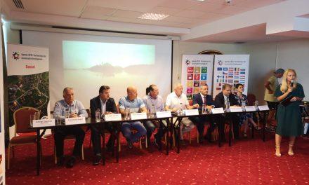 """Conferinţa naţională """"Apele Unite ale României – AUR pentru 2030″"""