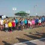 Micuţii atleţi din Chilia au ocupat podiumul la Cupa Dunării