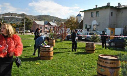 """Pregătiri pentru o nouă ediţie a """"Sărbătorii viei şi a vinului"""" de la Niculiţel"""