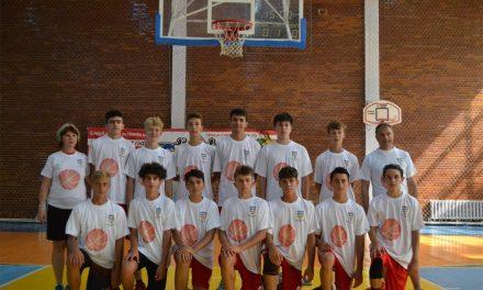 Debut în campionatul naţional pentru echipa de baschet U16 de la CSS Tulcea