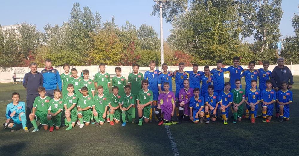 """Duminică, pe stadionul """"Delta"""" se întâlnesc reprezentantele judeţelor Tulcea şi Brăila"""