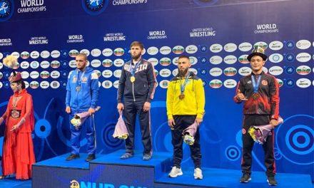 Luptătorul Marius Şpac, din Chilia Veche, vicecampion mondial de Grappling
