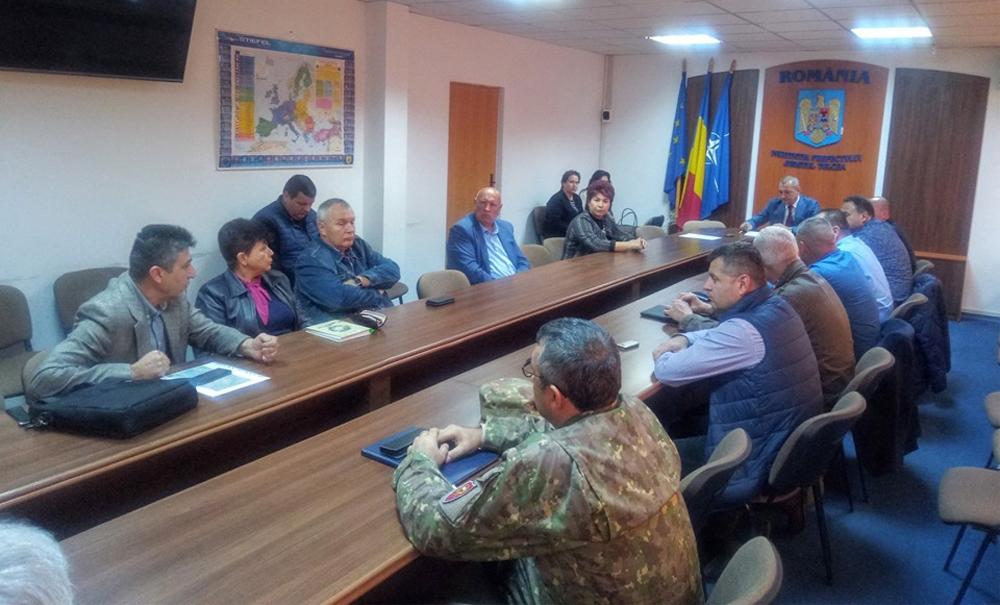 Oraşul Măcin va avea variantă în regim de urgenţă