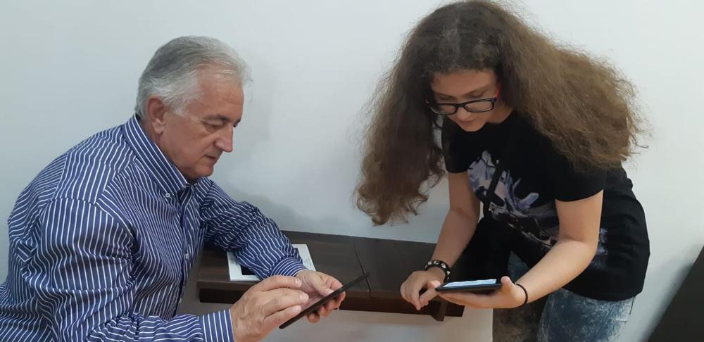 Sala Digital Word Book a fost inaugurată la Biblioteca Judeţeană