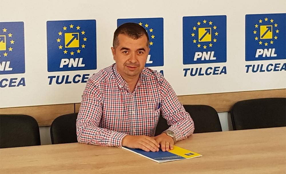 Fără bannere cu Klaus Iohannis la Tulcea