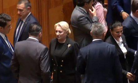 Guvernul PSD Dăncilă a picat. PNL se pregăteşte de guvernare