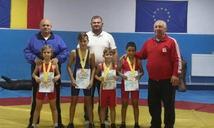 Luptători tulceni, pe podium la Campionatul Naţional