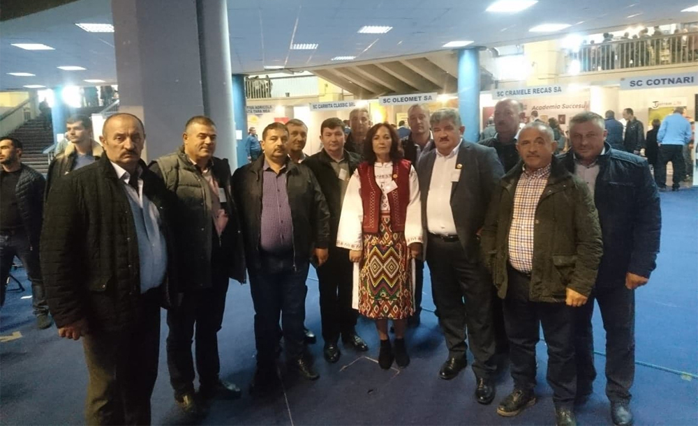 Peste 150 de fermieri tulceni, prezenţi la Forumul agricultorilor de la Bucureşti