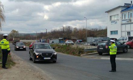 Peste 21.000 de amenzi aplicate de poliţiştii tulceni pentru încălcarea regulilor în trafic