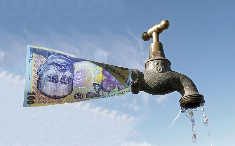 Preţul la apă şi canalizare ar putea creşte cu 17%