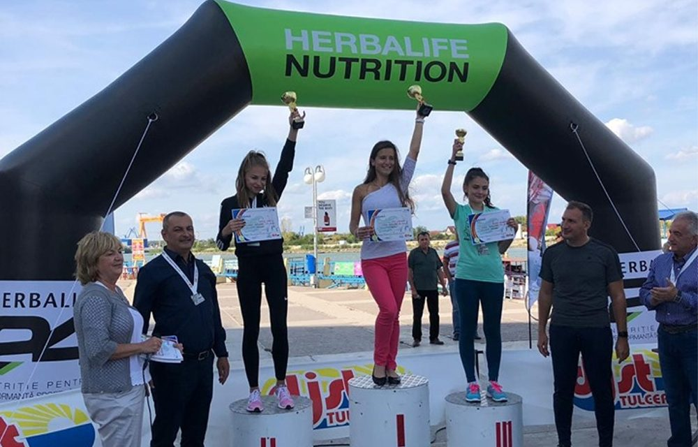 Semimaratonul Porţile Deltei şi-a desemnat campionii