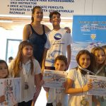 Cupa Natantibus la înot: Trofeul primei ediţii a plecat la Galaţi