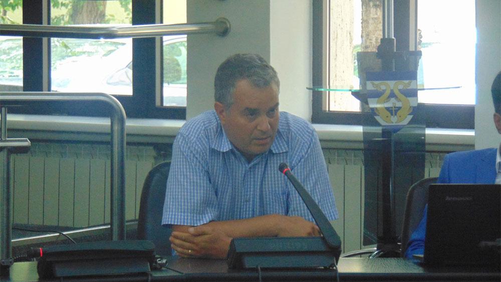 Directorul Aquaserv, Ionel Caraman, demis de Consiliul de Administraţie. Cu acordul părţilor!