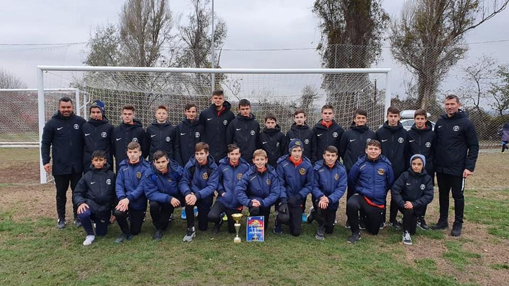 FC Victoria Delta participă la Autumn Cup, turneu fotbalistic internaţional