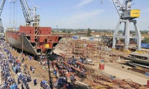 Italienii de la Fincantieri aduc la Tulcea 60 de lăcătuşi din Brazilia