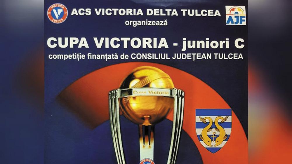 """La baza sportivă """"Bididia"""": Cupa """"Victoria"""", turneu fotbalistic în primă ediţie"""