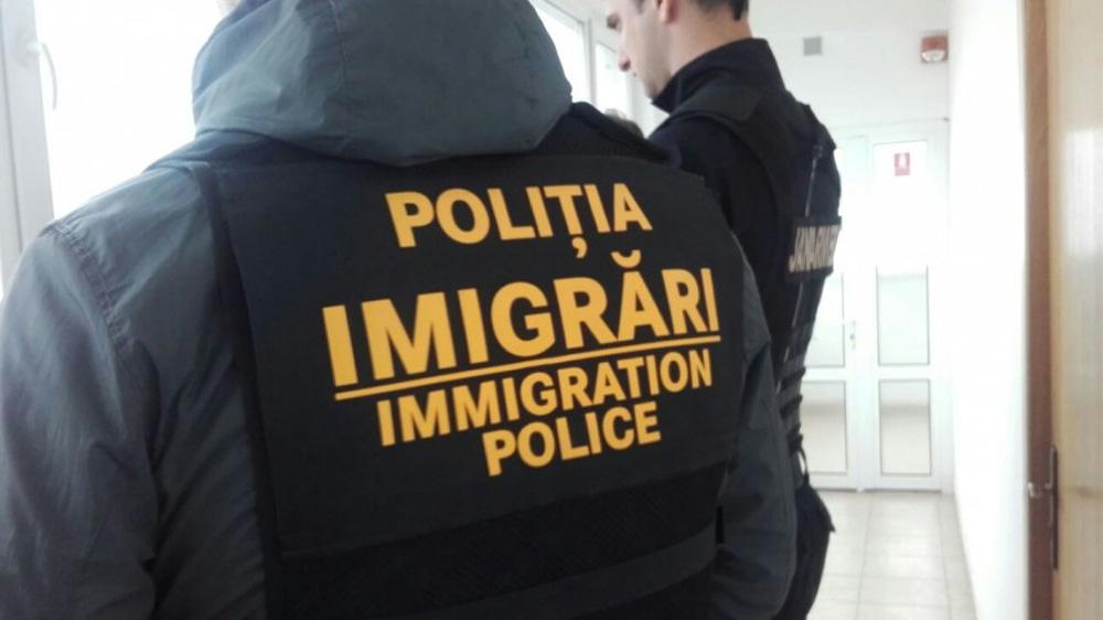 Cetăţeni străini, depistaţi cu şedere ilegală în Tulcea