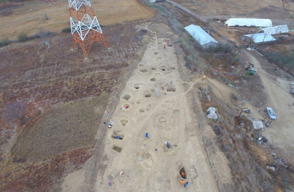 Dr. Sorin Ailincăi: La şantierul de la pod au fost cercetate 135 de complexe arheologice