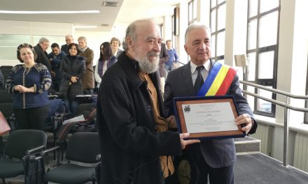 Pictorul Eugeniu Barău, cetăţean de onoare al municipiului Tulcea