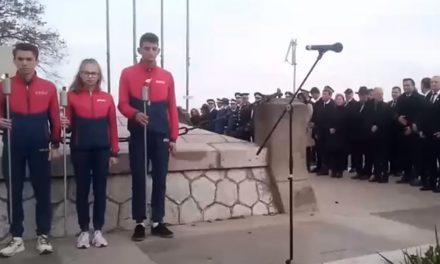 Făclia Spiritului Dobrogean a fost aprinsă la Tulcea